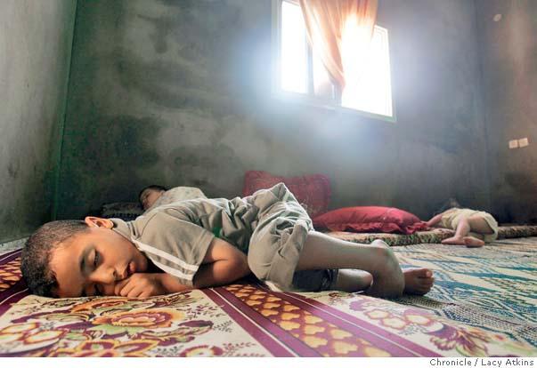 bambini jabaliya palestina