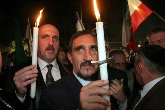 ignazio la russa marcia pro israele il foglio giuliano ferrara antisemitismo